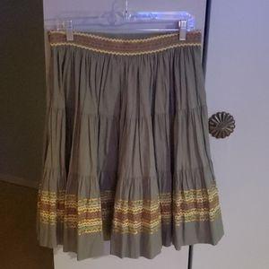 Super cute Betsey Johnson skirt